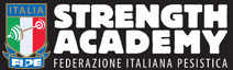logo Strength Academy